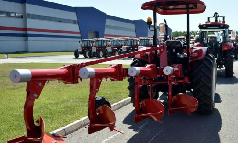 Turkey sells agricultural machinery & equipments to 130 countries 1