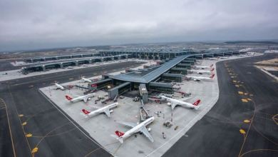 Passenger traffic at new Istanbul Airport surpasses 40M 9