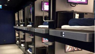 Turkey's Sabiha Gokcen Airport offers new sleeping pods 8