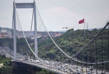 Turkey earned $322M in bridge & highway tolls, passed by 420M vehicles in Jan-Nov 10