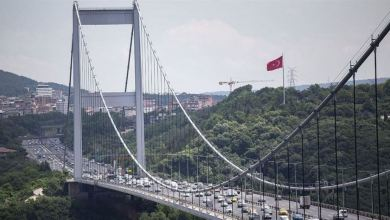 Turkey earned $322M in bridge & highway tolls, passed by 420M vehicles in Jan-Nov 8