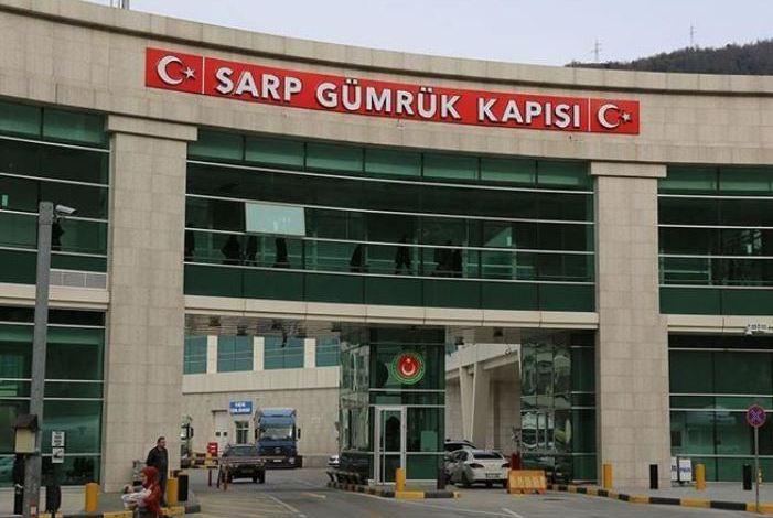 Turkey, Georgia to close border crossing as of Sunday 1