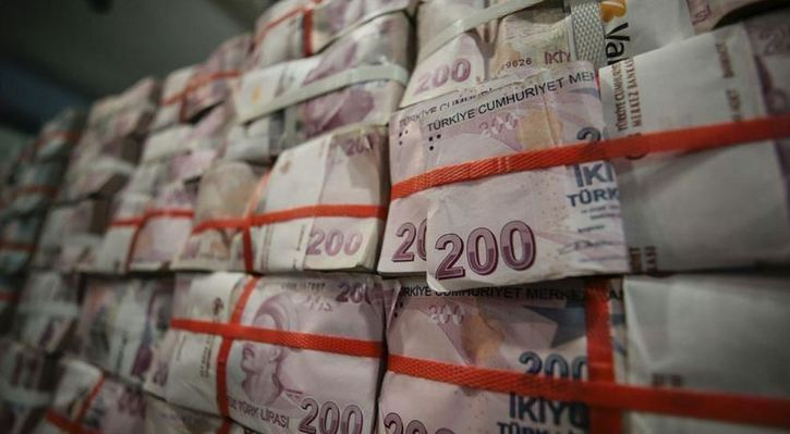 Turkish Central Bank int'l reserves at $107.7B in Feb 1