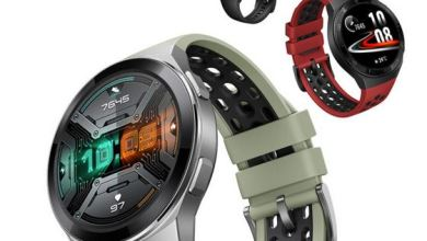 Huawei unveils fitness-oriented Watch GT2e smartwatch 22