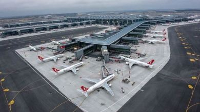Turkish Airlines suspends all flights until May 28 25