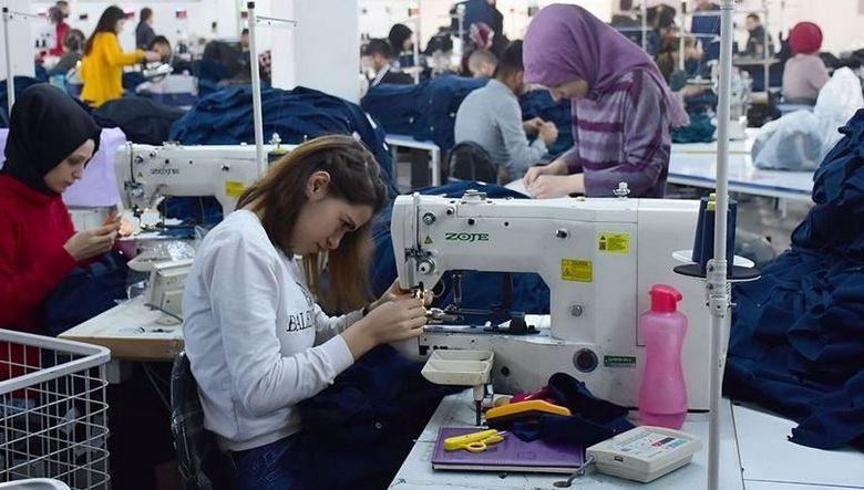 Turkey 3rd largest exporter of clothes to EU 1