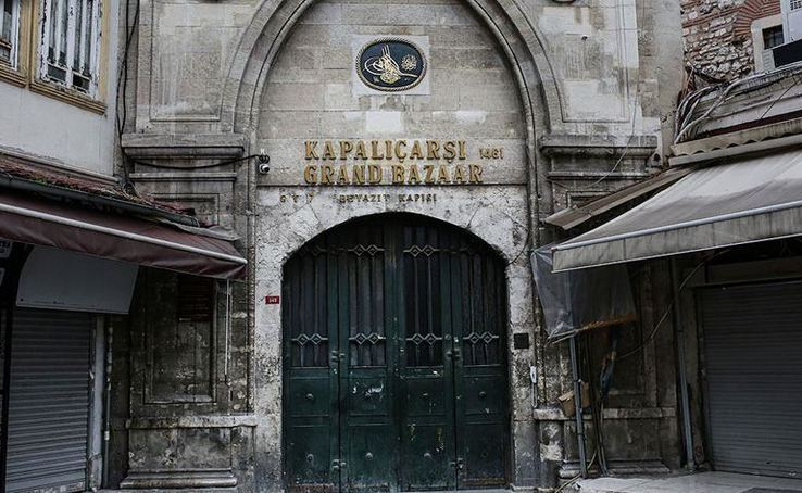 Istanbul's iconic Grand Bazaar set to reopen on June 1 1
