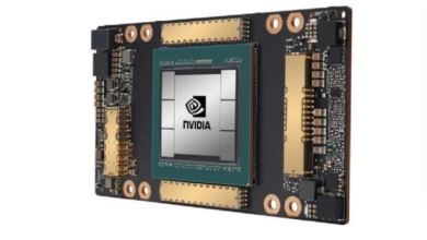 Photo of Nvidia unveils monstrous A100 AI chip with 54 billion transistors and 5 petaflops of performance
