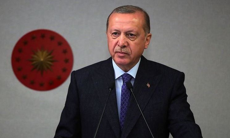 Virus vaccine should be for all of humanity: Erdogan 1