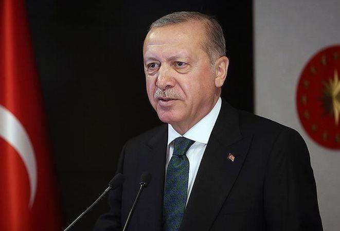 Turkish president congratulates EU on Europe Day 1