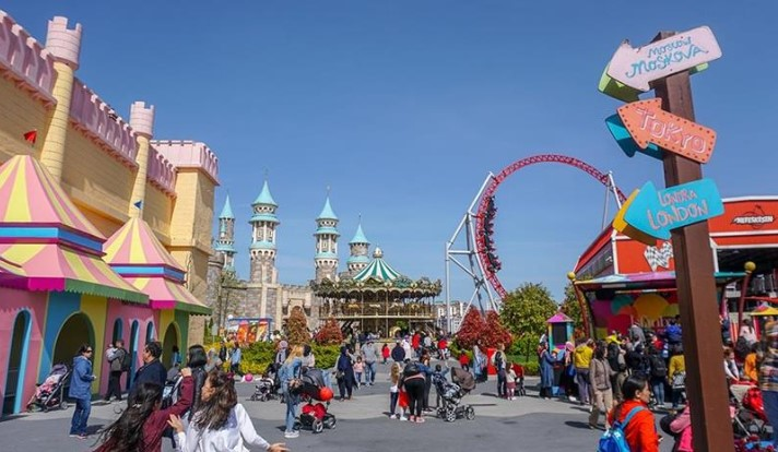 Isfanbul Theme Park is open to visitors from July 26 1