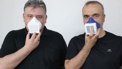Photo of Turkish university develops electronic masks