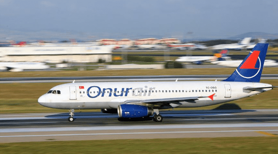 Onur Air Starts Domestic Flights on June 26 1