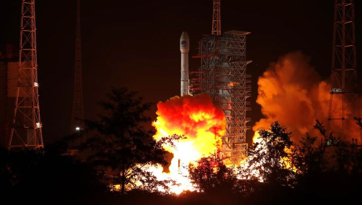 China launches its final satellite to complete its rival to the US-owned GPS system 1