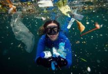 Turkish diver decries plastic pollution in Bosphorus 10