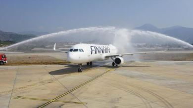 Alanya Gazipasa airport have resumed International flights 25