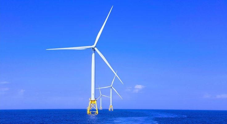 Offshore wind plants will offer employment opportunity to nearly 900 thousand people globally 1