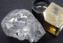 Gem Diamonds has recovered a 442-carat diamond from Letšeng mine in Lesotho 2