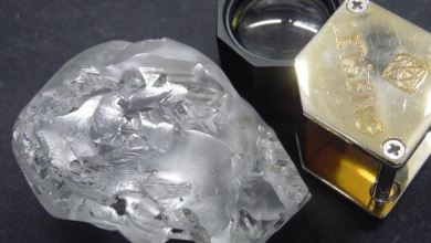 Photo of Gem Diamonds has recovered a 442-carat diamond from Letšeng mine in Lesotho