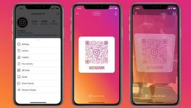 Photo of Instagram launches QR codes globally, letting people open a profile from any camera app