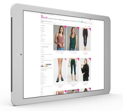 Global Apparel Company Penti Reports Online Apparel Sales Three-Times Higher for Customers Utilizing MySizeID 1