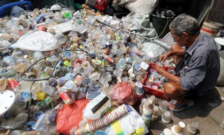 Plastic pollution plagues Southeast Asia amid Covid-19 lockdowns 1