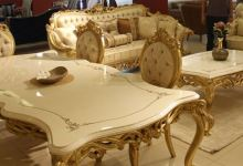 Turkey is the 8th most furniture exporting country according to CSIL report 3