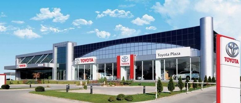 Toyota becomes Turkey's 2nd-biggest exporter 1