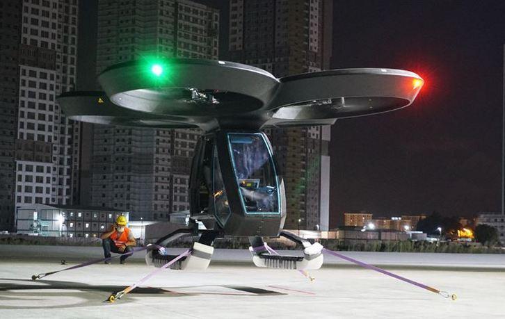 Turkey successfully tests its 1 st flying car 'cezeri' 1