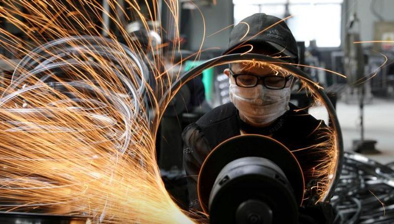 China's industrial profits grow for fourth straight month 1