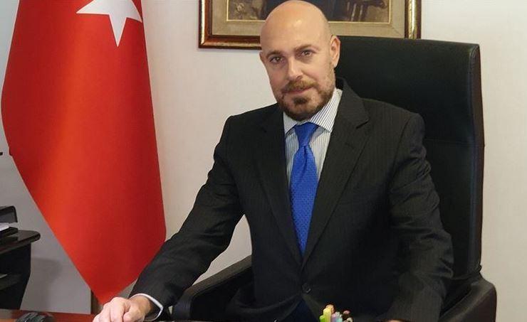 Turkey to boost economic cooperation with Kenya: envoy 1