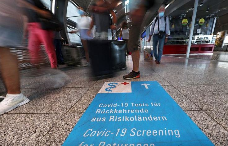 After six months, Germany lifts blanket world travel warning 1