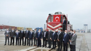 Eskisehir industry is now connected to ports by railway 28