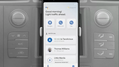 Google Assistant Driving Mode appears to be coming to Android at last 24