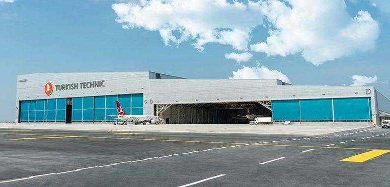 Turkish Technic opens biggest base maintenance hangars in Istanbul airport 1