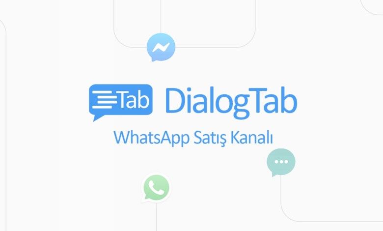 DialogTab offers new features to it's Whatsapp shopping platform 1