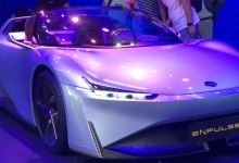 Chinese automakers show off concept sportscars, amid auto market slump 2
