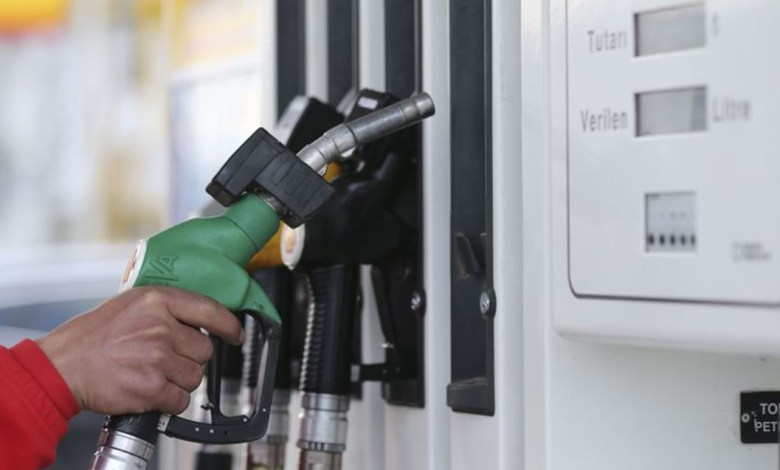 Increase in gasoline and diesel prices 1