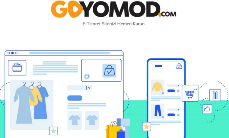 Goyomod enables companies to open an e-commerce site in 3 minutes 1