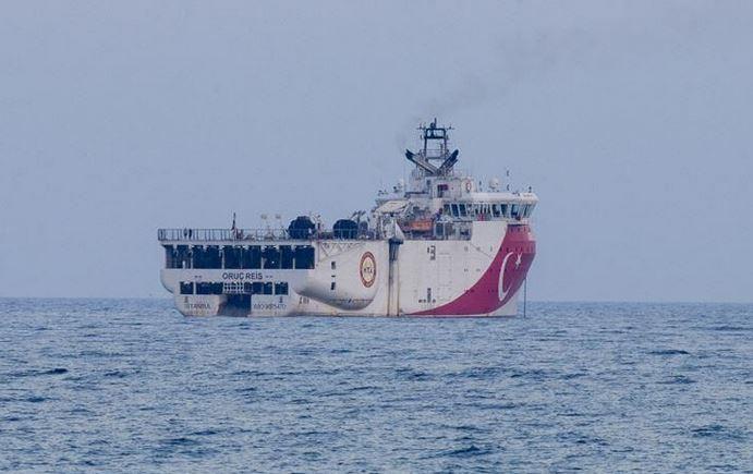 Turkey to continue exploration in East Med until Nov. 4 1