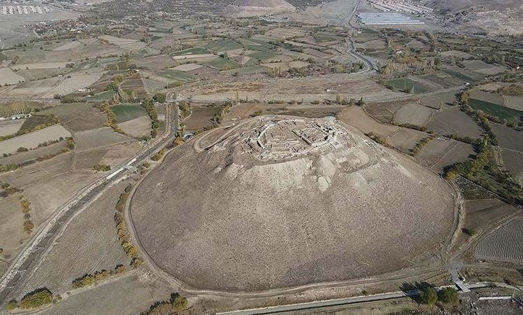 Turkey to open 2,900-year-old fortress to tourists 1