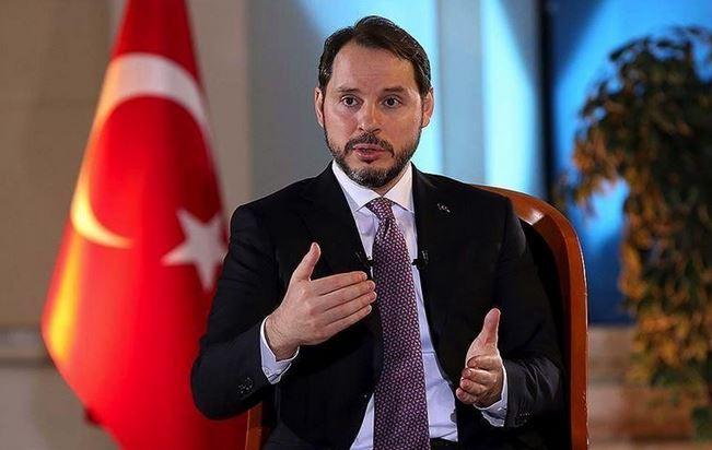 Turkish president accepts resignation of treasury minister 1