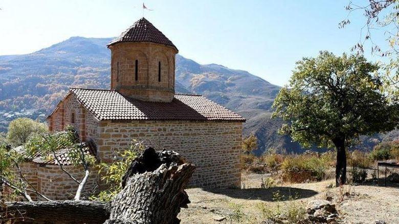 Turkey partially restores 670-year-old Imera Monastery 1