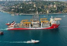 Kanuni drillship sets sail for Black Sea: Energy Min. 3