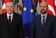 Top EU official, Turkish president discuss EU summit 2