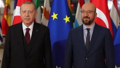 Top EU official, Turkish president discuss EU summit 23