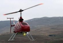 Turkish firm converts manned helicopter into UAV 2