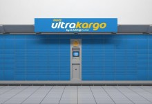 Kargopark: Common cargo station in public places for items delivery & self service 10