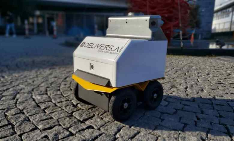 Delivers.ai performed its first autonomous driving trials 1