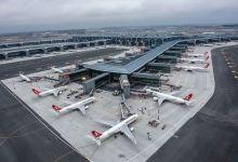 Istanbul Airport tops European traffic charts in Nov. 2